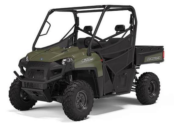 2020 Polaris RANGER 570 Full-Size Sage Green
