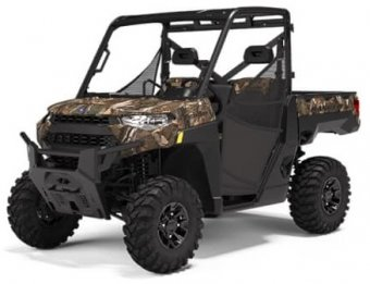 2020 Polaris RANGER XP 1000 Premium Pursuit Camo