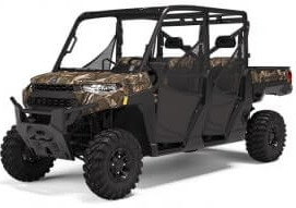 2020 Polaris RANGER CREW XP 1000 Premium Polaris Pursuit Camo