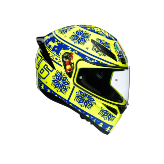 AGV K1 E2205 TOP WINTER TEST