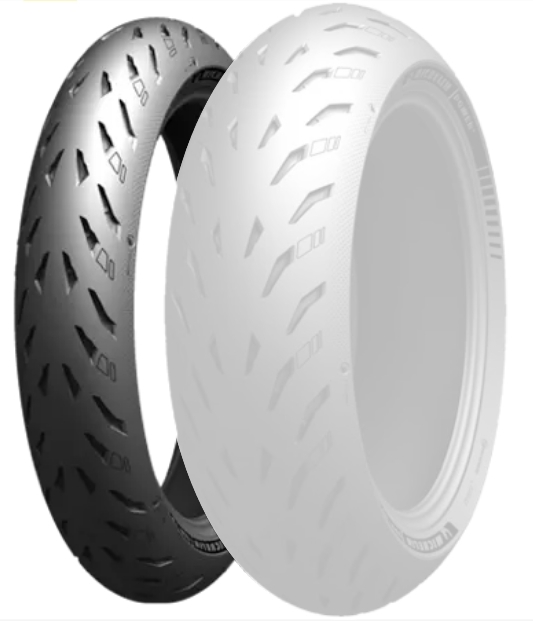 Мотошина MICHELIN Power 5 120/70-17 ZR M/C (58W) F TL