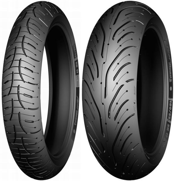 Мотошина MICHELIN Pilot Road 4 190/55-17 ZR M/C (75W) R TL