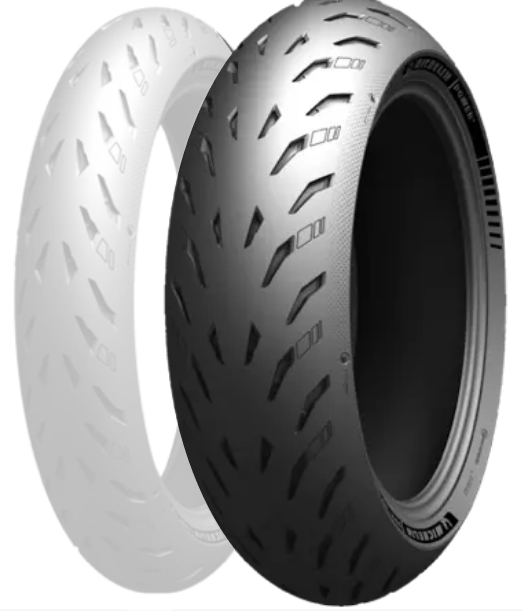 Мотошина MICHELIN Power 5 190/55-17 ZR M/C (75W) R TL