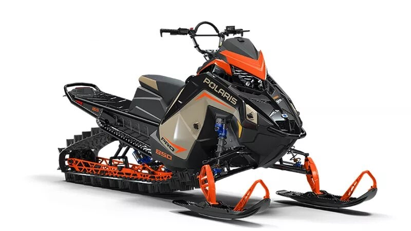 2022 Polaris 850 MATRYX SLASH PRO RMK 165 2.75""