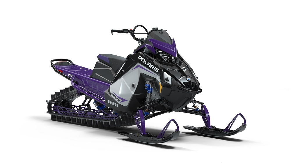2022 Polaris 850 MATRYX SLASH PRO RMK 163 3""