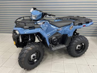 2021 Polaris Sportsman 450 Zenith Blue